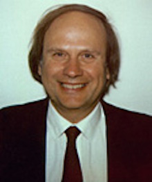 Dr. Richard Verrier Photo