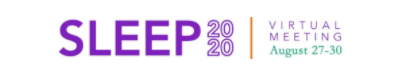 Sleep 2020 Logo